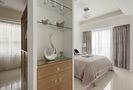 10-15万100平米三室一厅新古典风格卧室装修图片大全
