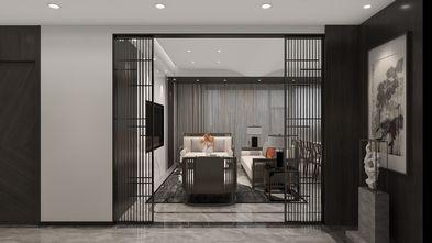 3万以下130平米三室两厅中式风格走廊装修效果图