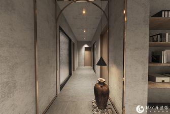 20万以上140平米现代简约风格走廊图