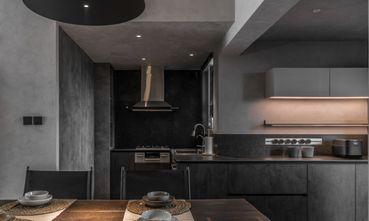 三室一厅现代简约风格厨房图