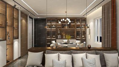 20万以上140平米四室一厅轻奢风格客厅装修图片大全