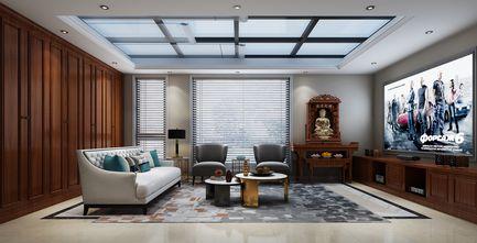 20万以上140平米别墅美式风格影音室装修效果图