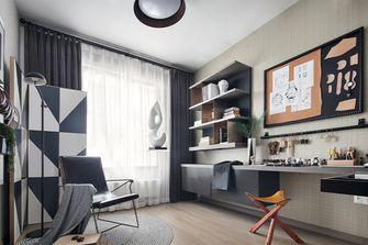 豪华型140平米四室两厅法式风格书房装修效果图