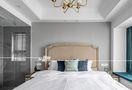 富裕型三室两厅美式风格卧室装修案例