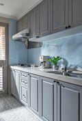 20万以上140平米四室两厅法式风格厨房装修效果图