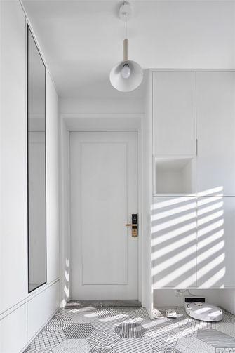 经济型80平米三室两厅北欧风格玄关图片大全