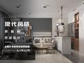 经济型30平米以下超小户型现代简约风格客厅欣赏图