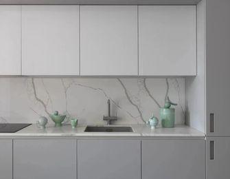 10-15万110平米三室一厅法式风格厨房装修效果图