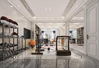 豪华型140平米别墅新古典风格健身房装修效果图