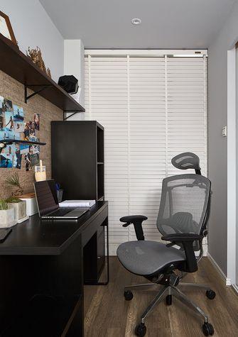 20万以上140平米四室两厅北欧风格书房装修效果图