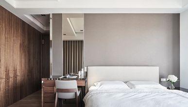 富裕型80平米三室两厅现代简约风格卧室图片