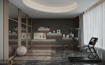 20万以上140平米别墅港式风格健身房欣赏图