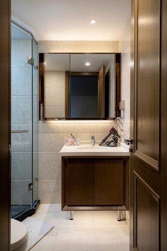 10-15万90平米三室两厅混搭风格卫生间装修案例