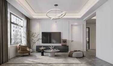 富裕型70平米欧式风格客厅效果图