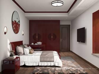 经济型140平米四室四厅中式风格卧室装修效果图