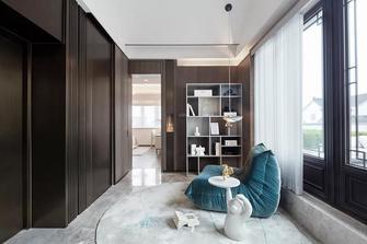 20万以上140平米四室一厅中式风格书房装修效果图