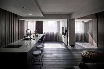 10-15万三室两厅现代简约风格客厅设计图