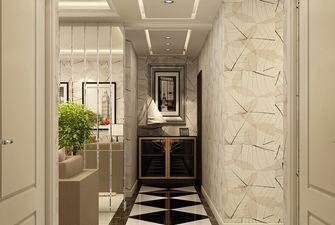 三室一厅现代简约风格走廊效果图