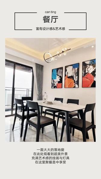 15-20万60平米公寓工业风风格客厅欣赏图