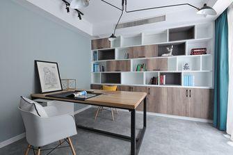 富裕型100平米三北欧风格书房设计图
