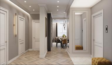 20万以上130平米四室两厅美式风格走廊设计图
