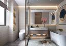 富裕型140平米四中式风格卫生间欣赏图