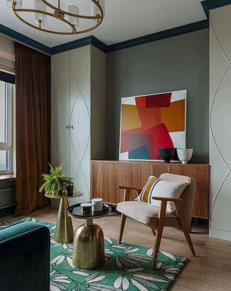 经济型一居室混搭风格客厅欣赏图