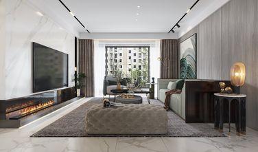 豪华型110平米三室两厅轻奢风格衣帽间效果图