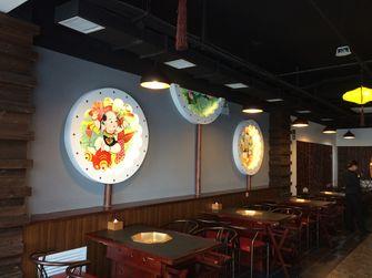 140平米一居室中式风格餐厅装修案例