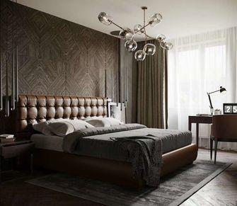 三室两厅工业风风格卧室装修案例