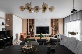 10-15万140平米四室两厅北欧风格客厅图片