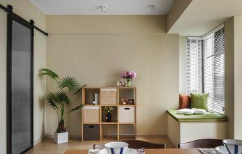 80平米日式风格客厅装修图片大全