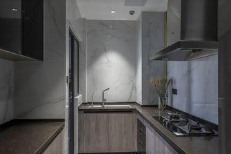 20万以上140平米四室四厅轻奢风格厨房图片
