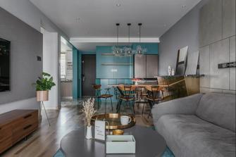 豪华型美式风格客厅图片大全