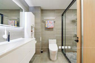 15-20万120平米四室两厅日式风格卫生间图