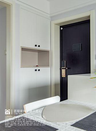 经济型70平米公寓北欧风格玄关装修效果图