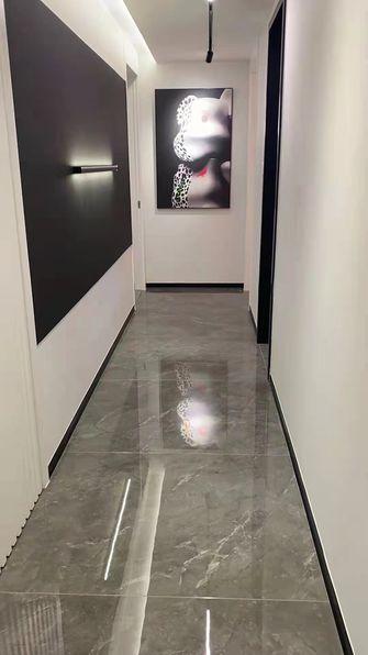 3万以下140平米四室两厅现代简约风格走廊装修图片大全