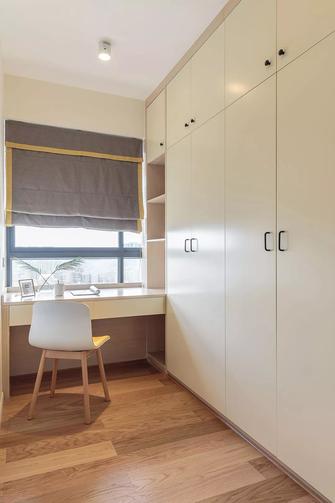经济型100平米三室两厅北欧风格卧室装修图片大全