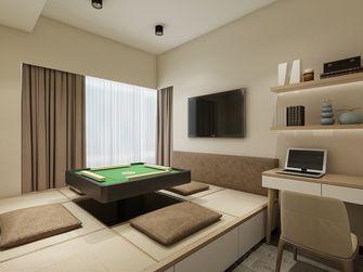 140平米四室四厅现代简约风格青少年房设计图