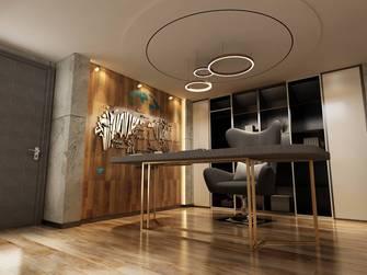 10-15万130平米三室两厅中式风格书房效果图