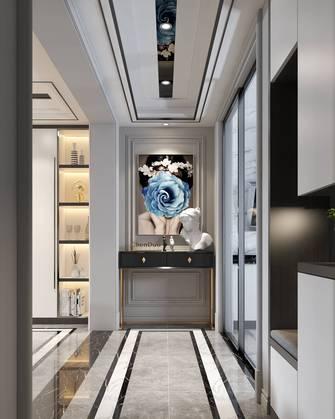 20万以上130平米美式风格玄关设计图