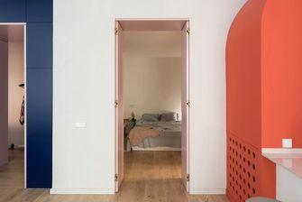 经济型80平米三北欧风格卧室效果图