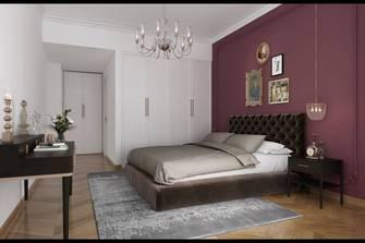 豪华型140平米四室两厅法式风格卧室图片大全