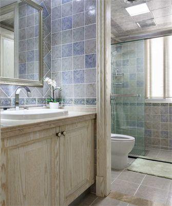 20万以上140平米三室两厅美式风格卫生间装修图片大全