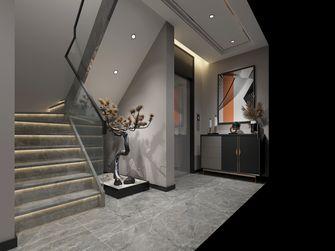 豪华型140平米别墅现代简约风格楼梯间设计图