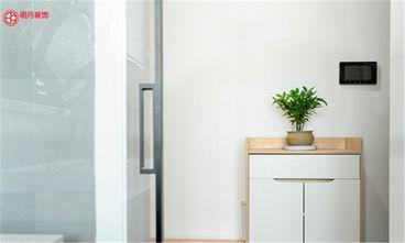 经济型80平米三室两厅日式风格玄关图片