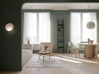 90平米三北欧风格客厅装修案例