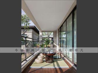 140平米四中式风格阳台装修效果图