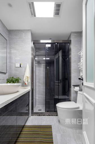 20万以上140平米复式轻奢风格卫生间装修图片大全