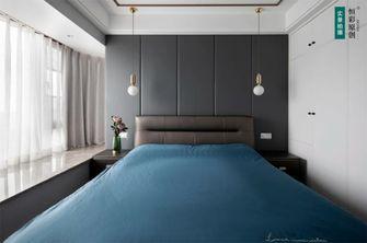 15-20万80平米三室两厅工业风风格卧室欣赏图